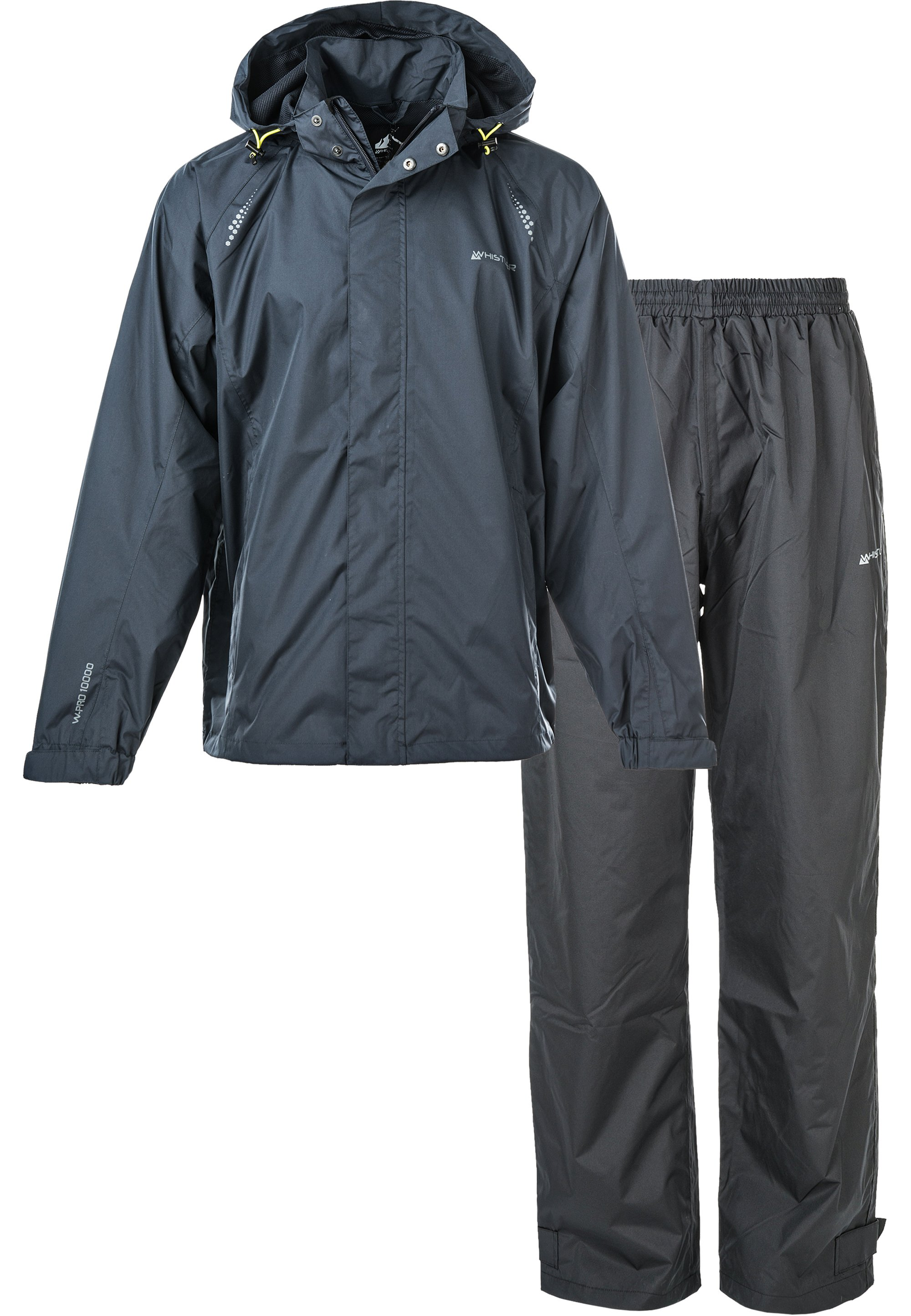 Herren Regenjacke / wasserabweisende Jacke