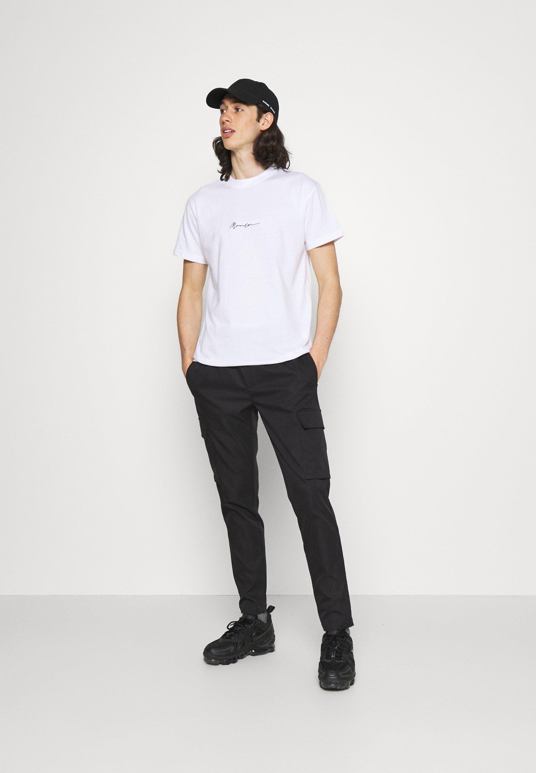 Homme ESSENTIAL REGULAR 2 PACK UNISEX - T-shirt basique