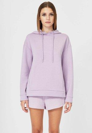 Hættetrøjer - purple