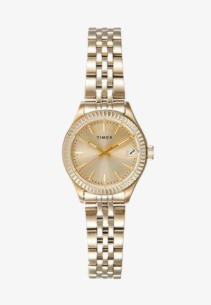 WATERBURY DIAL BRACELET - Watch - gold-coloured