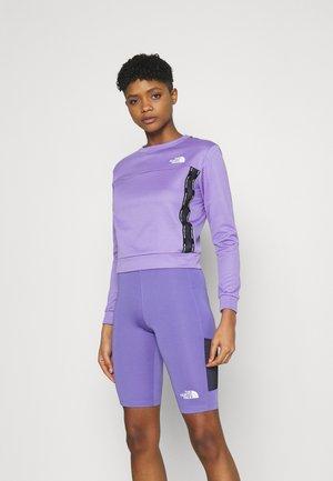 Collegepaita - pop purple