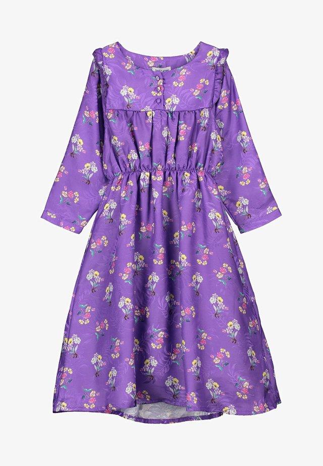 ROSIE - Day dress - purple