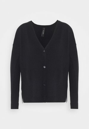 Cardigan - midnight blue