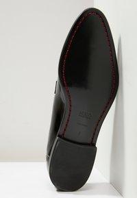 HUGO - APPEAL - Smart lace-ups - black - 4