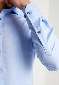 Bruun & Stengade - BARLOW - Formální košile - light blue - 4