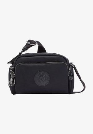 Across body bag - rich black