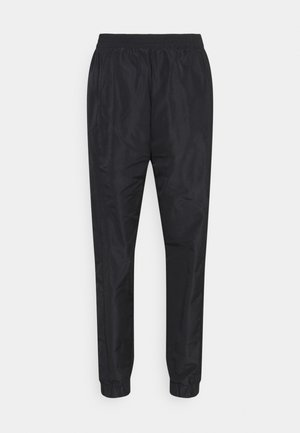 NMKAJA PANTS - Tracksuit bottoms - black