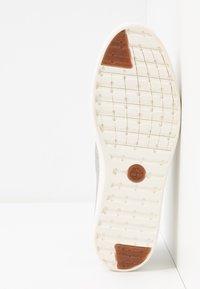 Timberland - TEYA  - Sneaker low - silver - 6