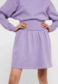 Opening Ceremony - MINI RIB DRESS - Day dress - purple - 7