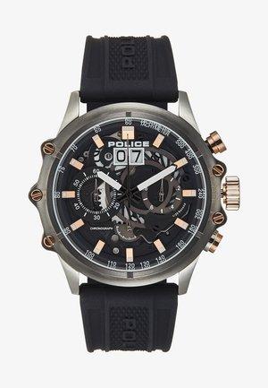 LUANG - Chronograph watch - black
