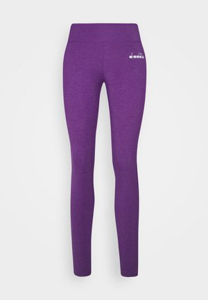 LEGGINGS BE ONE - Leggings - majesty violet melange