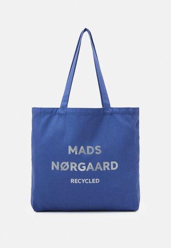 BOUTIQUE ATHENE - Shopping bags - blue violette/silver