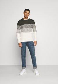 Nudie Jeans - LEAN DEAN - Slim fit jeans - faded glory - 1