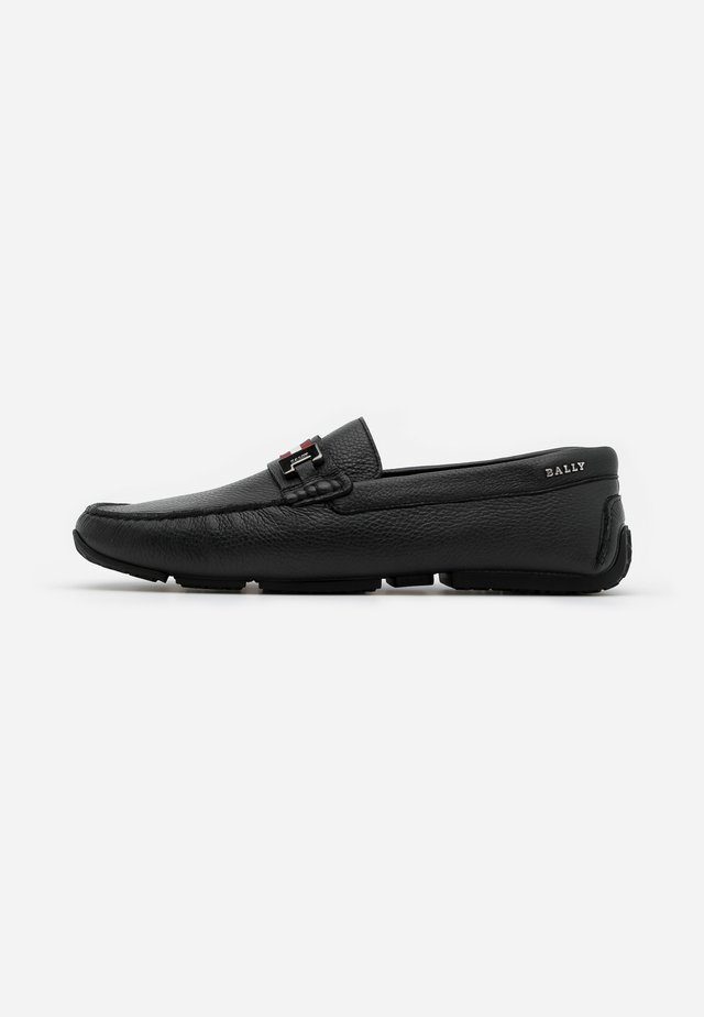 PAIPEL - Mocassins - black