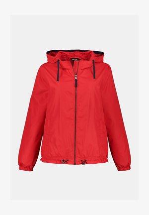Outdoor jacket - rouge vif