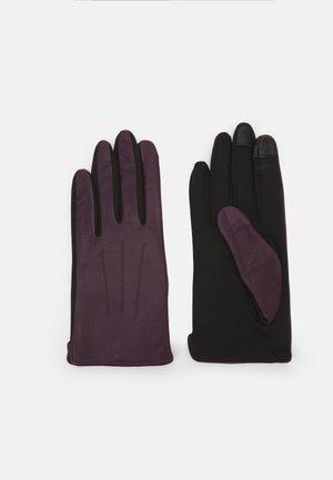 MIA - Gloves - deep purple