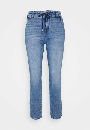 BOYFRIEND - Relaxed fit jeans - blue denim