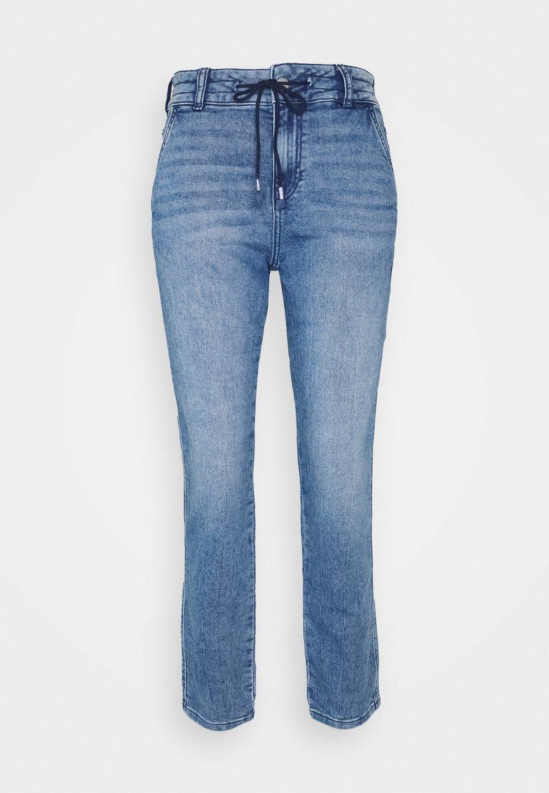 edc by Esprit - BOYFRIEND - Jeans relaxed fit - blue denim