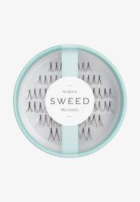 SWEED Lashes - ALL BLACK - False eyelashes - - - 0