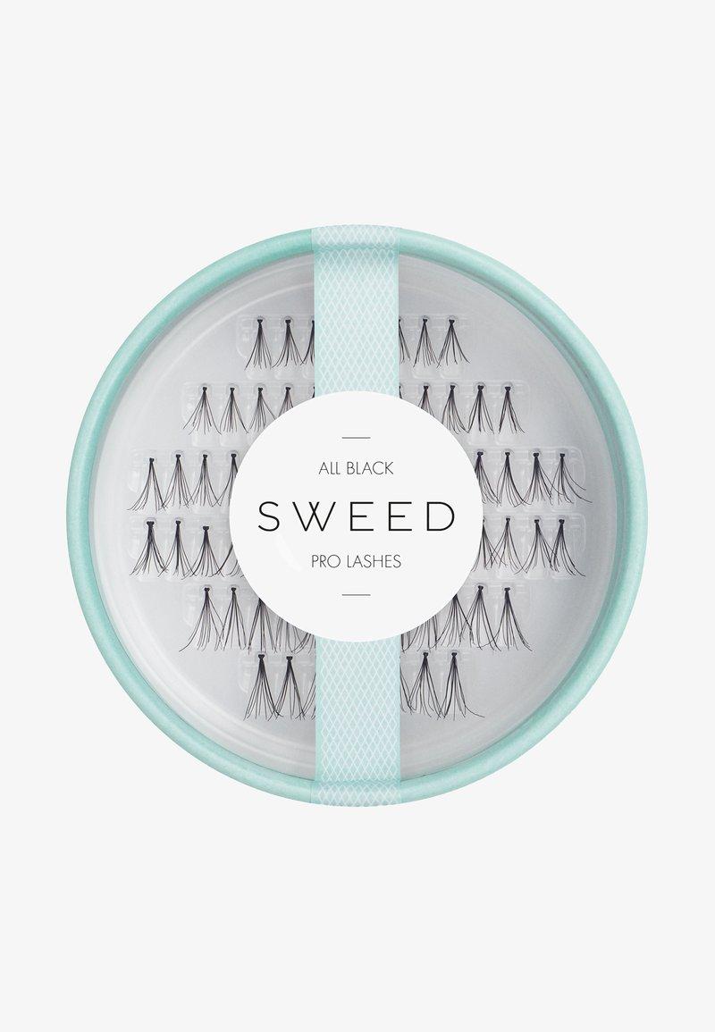 SWEED Lashes - ALL BLACK - False eyelashes - -