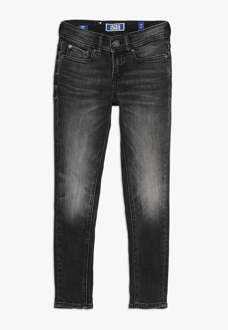 Jack & Jones Junior - JJILIAM JJORIGINAL - Jeans Skinny - black denim