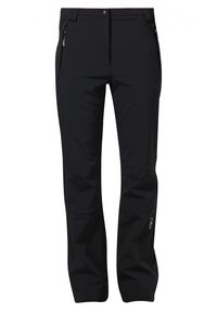 CMP - WOMAN LONG PANT - Bukser - nero - 0