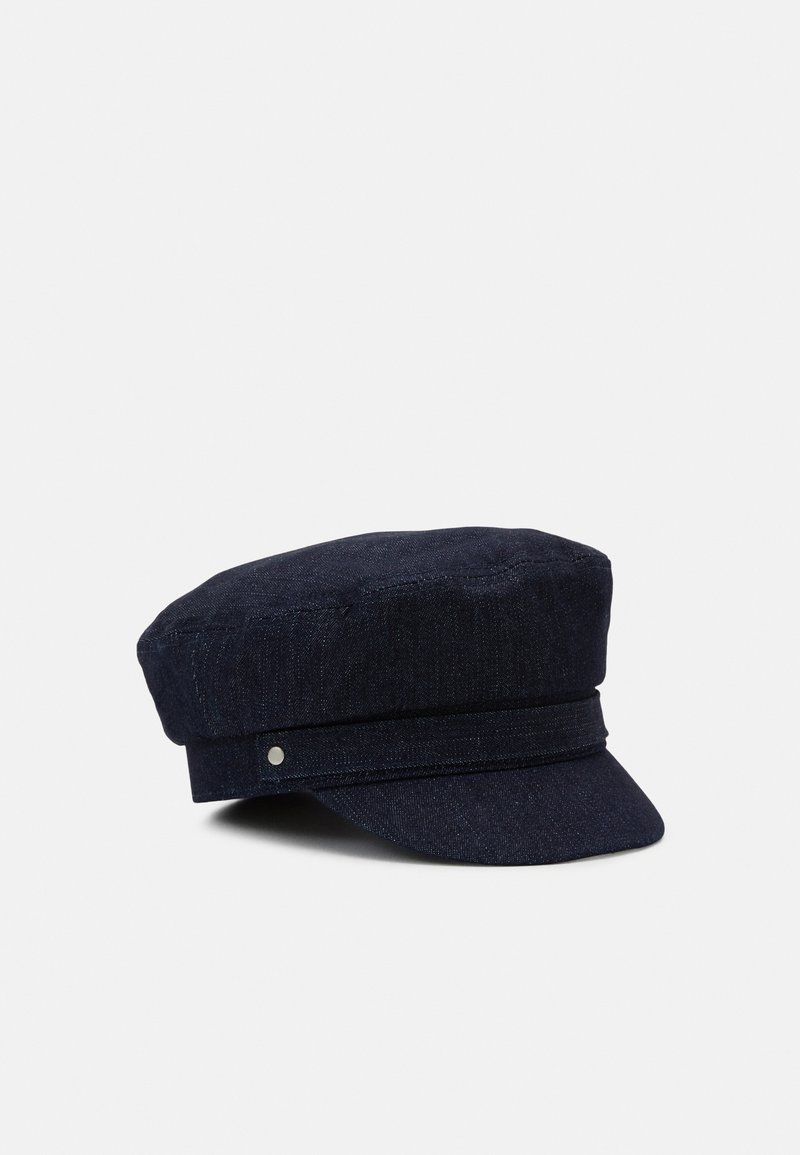 NAF NAF - TDENIM - Cap - dark blue