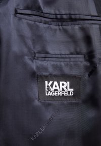 KARL LAGERFELD - SUIT TIGHT - Traje - dark blue - 11