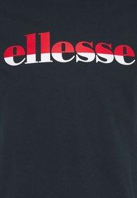 Ellesse - FILIP - T-shirt z nadrukiem - navy - 5