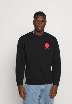 JAPANESE SUN UNISEX - Sweatshirt - black