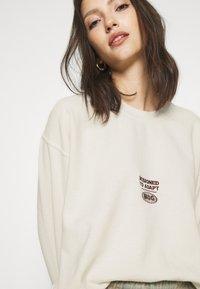 BDG Urban Outfitters - SPHERE - Sweater - ecru - 5