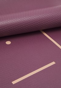 Bahe - ESSENTIAL MAT ALIGNMENT 4MM - Fitness / Yoga - mulberry - 2