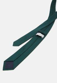 Pier One - Tie - dark green - 1