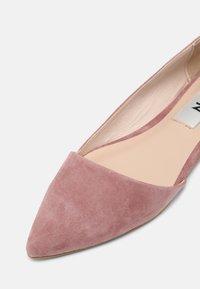 Zign - Ballet pumps - mauve - 7