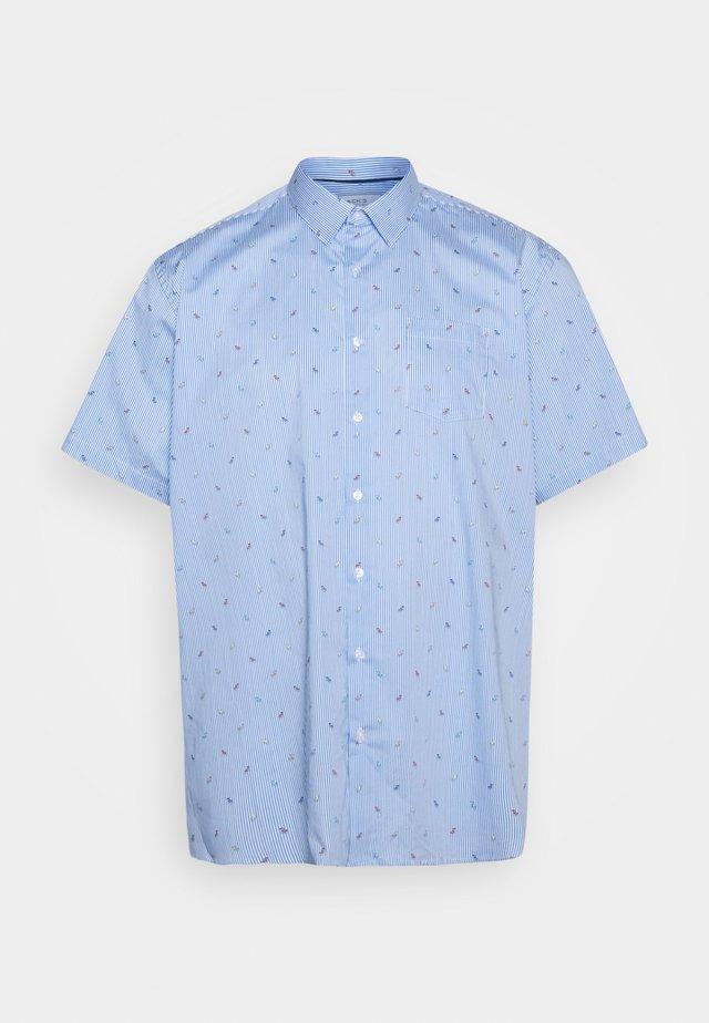 Koszula - hellblau