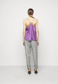 Iro - BERWYN - Linne - purple/grey - 2