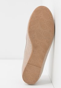 Anna Field Wide Fit - Ballet pumps - rose gold - 6