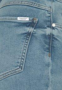 Marc O'Polo DENIM - TOERE - Straight leg jeans - reddish light blue - 6