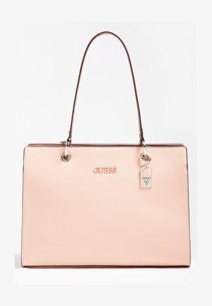 Handtasche - mehrfarbe rose