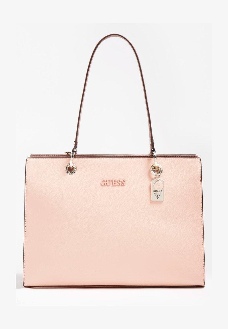 Guess - Handbag - mehrfarbe rose