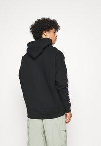Quiksilver - TRIBAL TIES - Sweatshirt - black - 2
