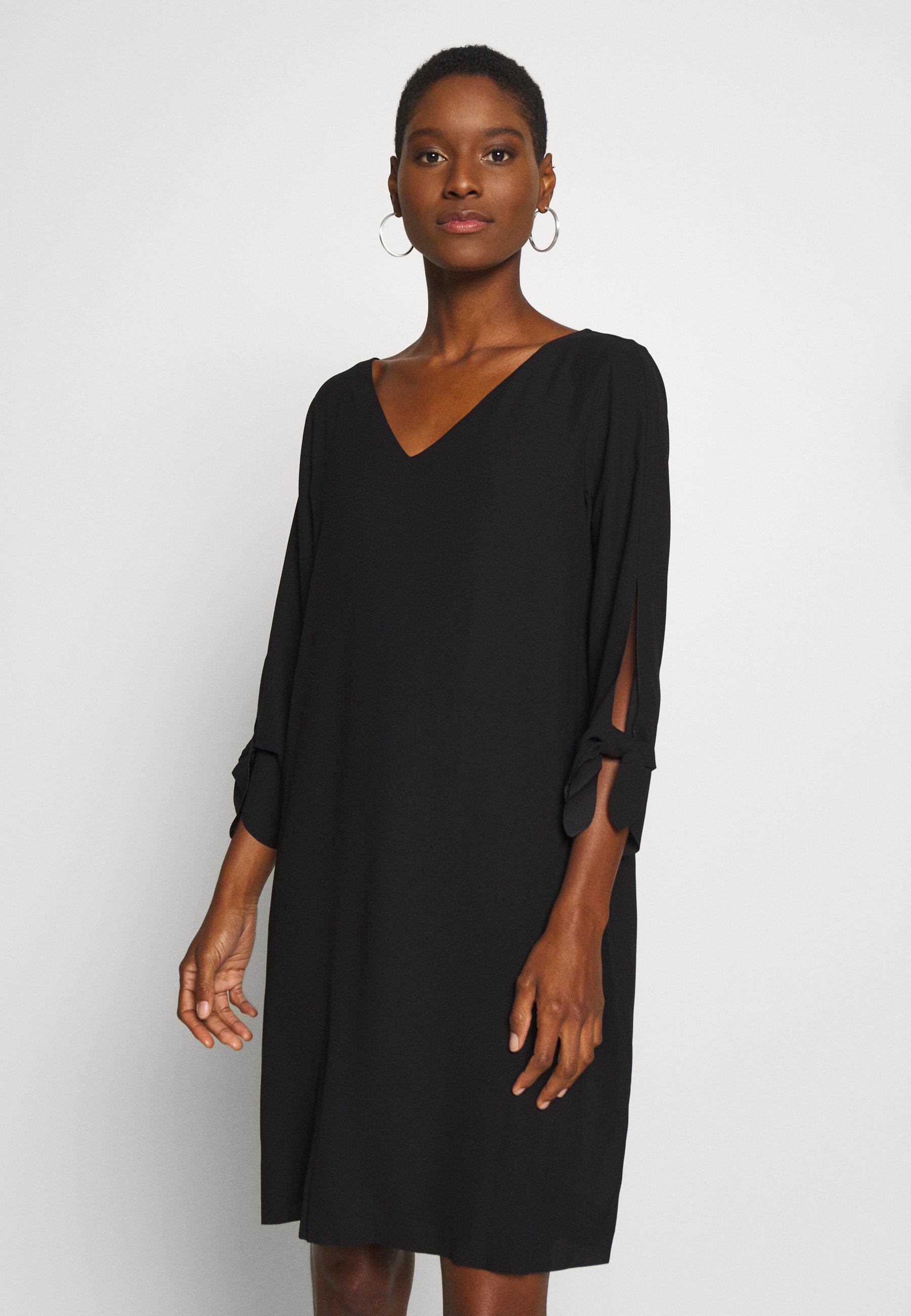 DRESS   Freizeitkleid   black