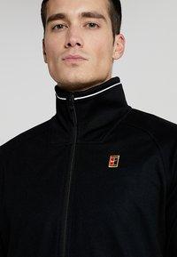 Nike Performance - JACKET - Training jacket - black/white - 3