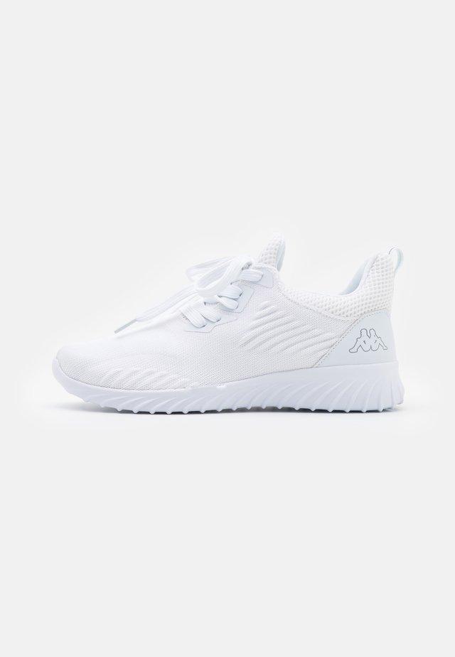 MONTEBA - Chaussures d'entraînement et de fitness - white/l'grey