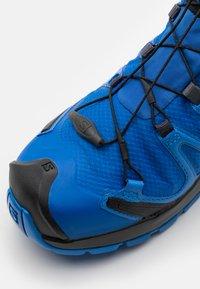 Salomon - XA PRO 3D GTX - Zapatillas de trail running - turkish sea/black/pearl blue - 5