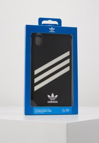adidas Originals - ADIDAS OR MOULDED CASE IPHONE XS MAX - Étui à portable - black / white - 5