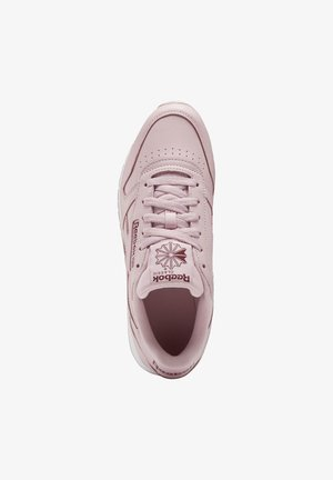 CLASSIC LEATHER SHOES - Joggesko - pink