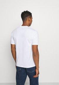 Dickies - MAPLETON - T-paita - white - 2