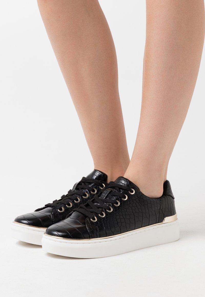 Call it Spring - KASSIEE - Sneakers laag - black