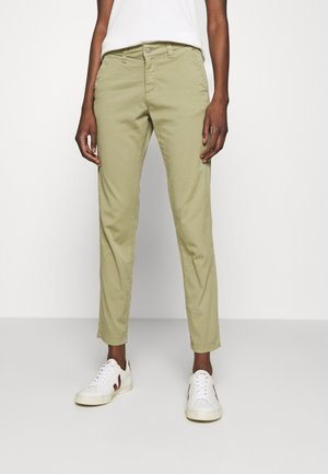 SLFMILEY - Pantalones chinos - aloe